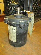 Single-Phase Induction Motor DT-22 1/7HP 115V 1.08A 60Hz Used