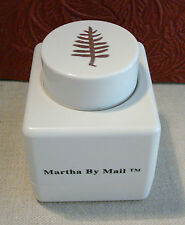 Vintage Martha by Mail Fern Leaf Paper Punch Cube-Style HTF Rare!