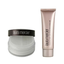 Laura Mercier Makeup Set Loose Powder 29g+Foundation Primer Base 50ml #b508