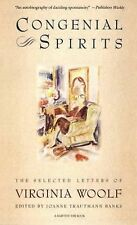 Congenial Spirits : The Selected Letters of Virginia Woolf by Virginia Woolf...