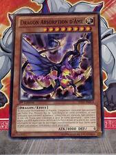 Carte Yu Gi Oh DRAGON ABSORPTION D'AME SHSP-FR013 x 3