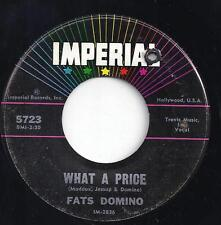 Fats Domino - What a price (USA 1961)