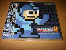 Rockman 9 Mega Man/Capcom original soundtrack CD