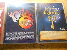 Enfoires 2006 + 2008 [4 DVD]  Cabrel Jean-Jacques Goldman Garou MC Solaar Alizee