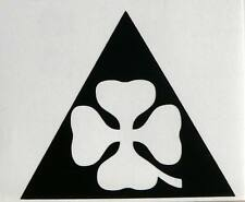adesivo QUADRIFOGLIO  Alfa Romeo sticker decal snake biscia gtv 147 155 156 auto
