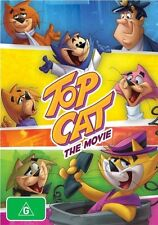 Top Cat - The Movie (DVD, 2012)