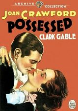 POSSESSED (1931 Clark Gable) Region Free DVD - Sealed