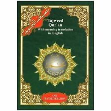 Juzz Amma with Tajweed Rules Eng Translation & Transliteration (Colour Coded-PB)
