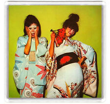 SPARKS - KIMONO MY HOUSE LP COVER FRIDGE MAGNET IMAN NEVERA