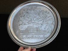 Cascade Beer tray Vancouver Breweries LTD BC Canada