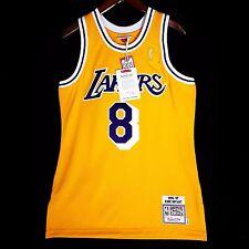 100% Authentic Kobe Bryant Mitchell & Ness NBA Lakers Jersey Size 44 L