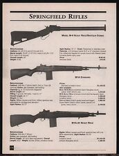 2001 SAKO TRG 42 22/42 & TRG-S Rifle AD gun advertising w/ original prices