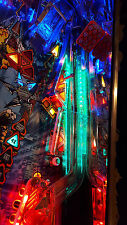 Johnny Mnemonic Pinball Machine Shooter Lane light Mod