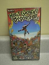 VHS MOVIE- NEW WORLD DISORDER- FREERIDE ENTERTAINMENT- NEW- W51