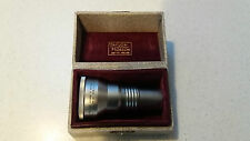 """Taylor Hobson 2"""" f/1.6 Supertal Projection lens with box"""