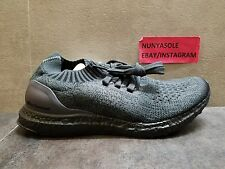 Adidas Mens Ultra Boost Uncaged Triple Black Shoes W/Receipt (BA7996) Size: 8