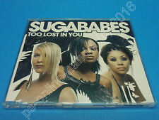 "5"" Single CD Sugababes - Too lost in you  (J-221) 3 Tracks EU 2003"