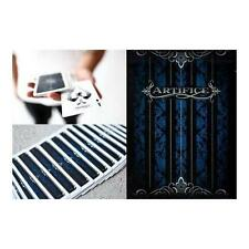 Blue Artifice Premium Ellusionist Deck Bicycle Playing Cards Magic Tricks New