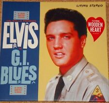 CD Soundtrack - Elvis Presley - G.I. Blues (Mini LP Style Card Case)