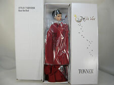 JUDY AT ROSE RED BALL DEJA VU TONNER NRFB CONVENTION DOLL W/COA - ACTUAL PHOTOS