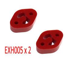 Powerflex montajes de escape x2 Para Citroen Saxo VTS EXH005 Inc.