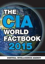 The CIA World Factbook 2015-ExLibrary