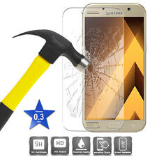 100% Genuine Tempered Glass LCD Screen Protector For Samsung Galaxy A5(2017)