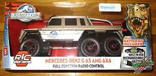 Jurassic World Remote Control Mercedes Benz G 63 AMG 6x6 1:16 RC EXCLUSIVE 2015