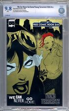 We Can Never Go Home/Young Terrorists FCBD #nn  Black Mask  1st Print CBCS 9.8