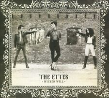 Wicked Will [Digipak] by The Ettes (CD, Aug-2011, Krian Music Group)
