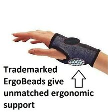 LO$GARAN-T IMAK COMPUTER GLOVE ERGO WRIST SUPPORT PREVENT CARPAL TUNNEL SYNDROME
