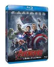 Blu-Ray 2D Avengers 2 L'ère d'Ultron Marvel Evans Scarlett Johanson Downey Jr