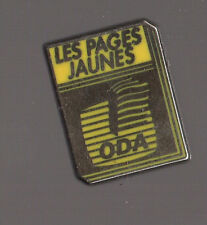Pin's France Télécom / Pages jaunes - ODA (Office D'Annonces)