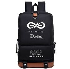 INFINITE inspirit DESTINY KPOP BAG BACKPACK BLACK SUNGGYU L Nam WooHyun