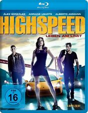 Highspeed - Leben am Limit - Blu-ray Disc NEU + OVP!