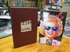 CONNIE WILLIS, REMAKE, SIGNED & #RD HARDCOVER 1ST,  1995
