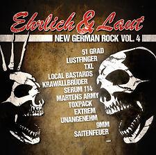 CD Ehrlich & Laut von Various Artists - New German Rock