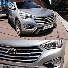 NEW BRENTHON Front & Rear Emblem EMS BEH-H51 for Hyundai Santa Fe DM & XL