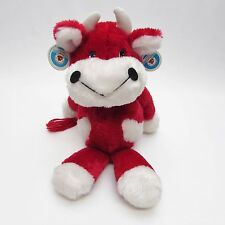 VTG Laughing Cow Plush by Russ Berrie Cheese Advertising Merchandise