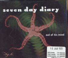 Seven Day Diary / Out Of His Mind - MINT