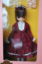 Mama Chapp doll Shiori Toy BJD Azone Mail Order only victorian dress red ver