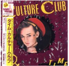 Culture Club Time Ep Japan