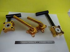 GOLD PLATED VALVES NITROGEN N2 LASER OPTICS #8Y-FD-09