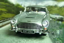 007 JAMES BOND Aston Martin DB5 Goldfinger Hill Scene 1964 BOXED CAR MODEL 1:43