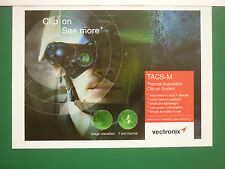6/2011 PUB VECTRONIX HEERBRUGG SUISSE TACS-M THERMAL ACQUISITION SYSTEM AD