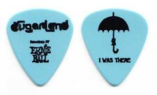 Sugarland Blue Umbrella Guitar Pick - 2011 Incredible Machine Tour
