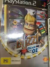 buzz brain of oz Ps2