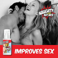 NAUGHTY BUT NICE SLIDE INSIDE SEX LUBE – WET AND SLIPPERY ALL NIGHT LONG