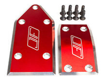 Losi 5IVE-T and MINI WRC Skid plate set By Jofer USA RC, Red