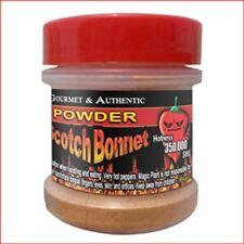 Gourmet & Authentic Scotch Bonnet Powder